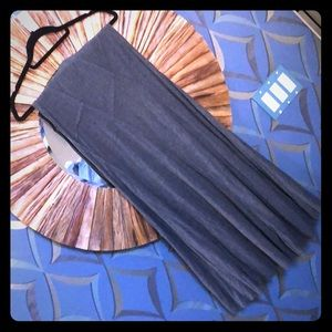 Studio M long skirt Size small